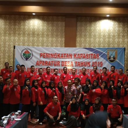 Album : PELATIHAN SID 2019 KECAMATAN REMBANG